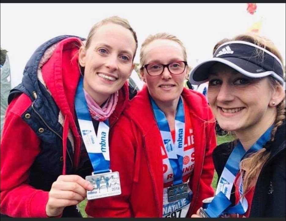 Chester Metric Marathon - Laura Johnson