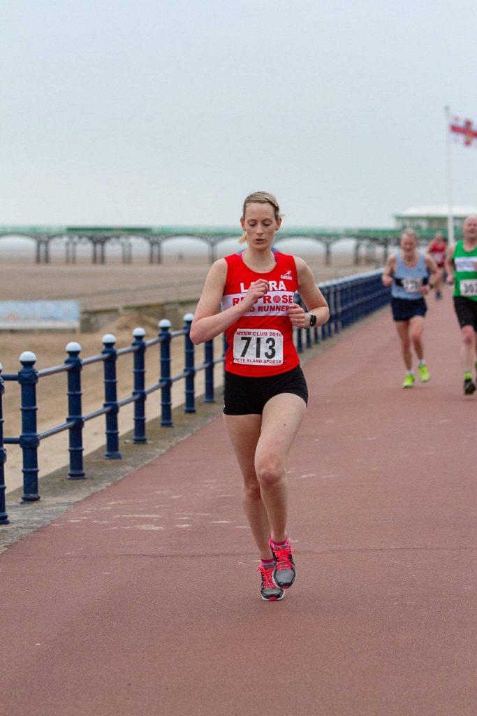 Red Rose Runner - Laura Johnson